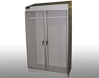 Garment Cabinets Hangrod GH Series