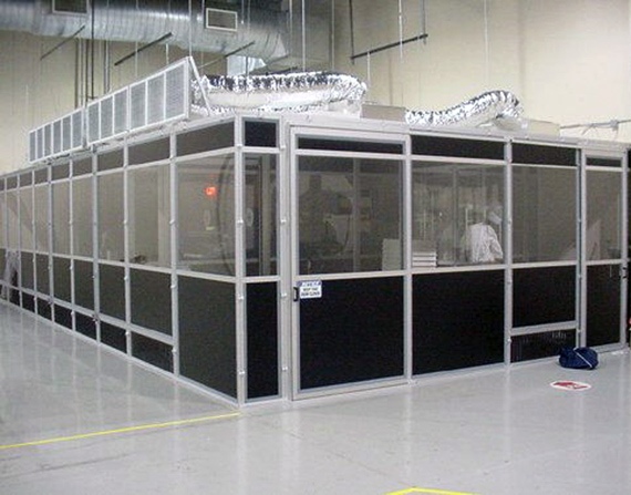 Semi Hardwall Cleanroom ALX