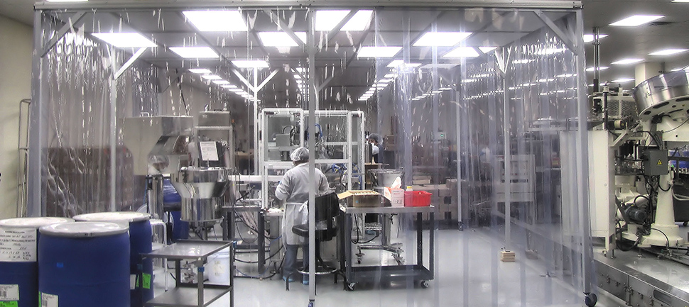 Softwall Cleanroom B